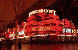Fremont Street, Downtown Las Vegas, EE.UU.
