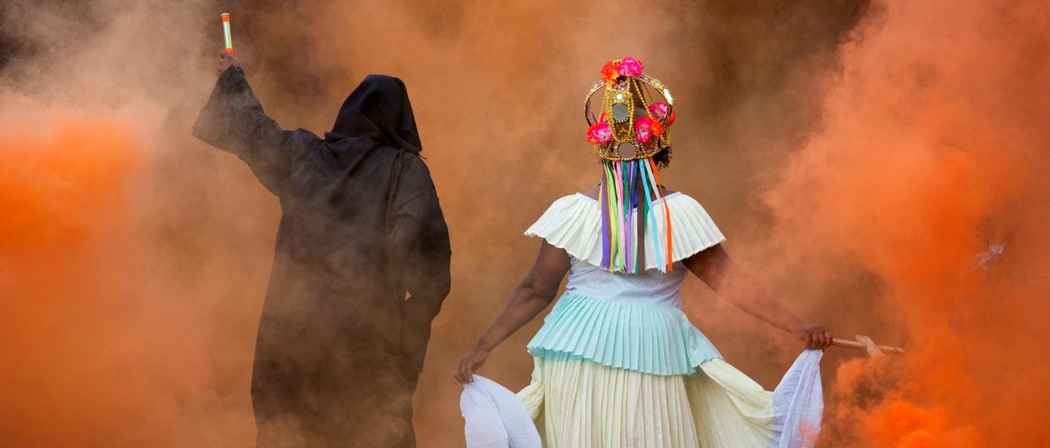 Festival de Diablos y Congos de Portobelo 2015