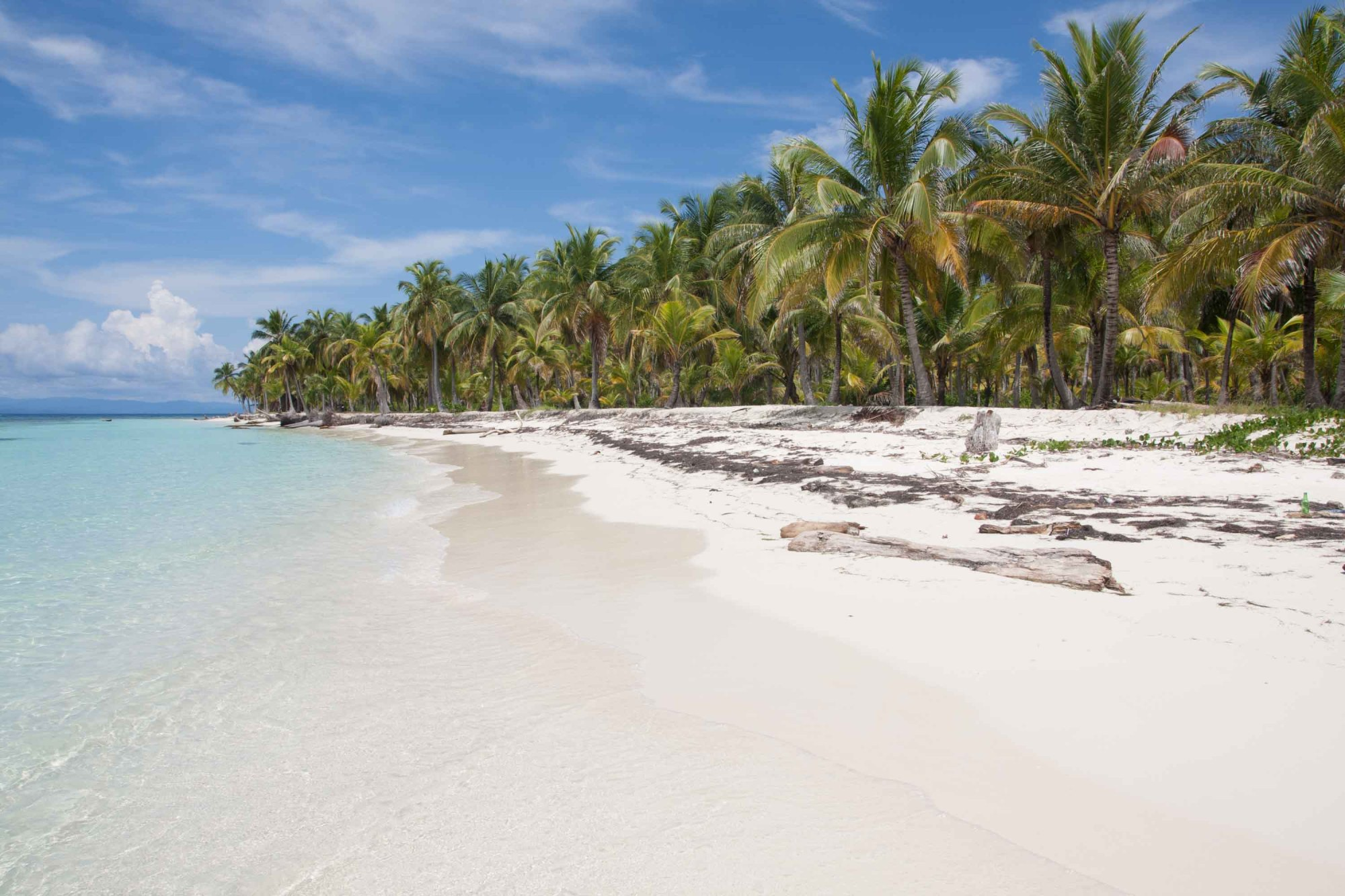 Isla Perro Grande, archipiélago de Guna Yala o San Blas, Panamá