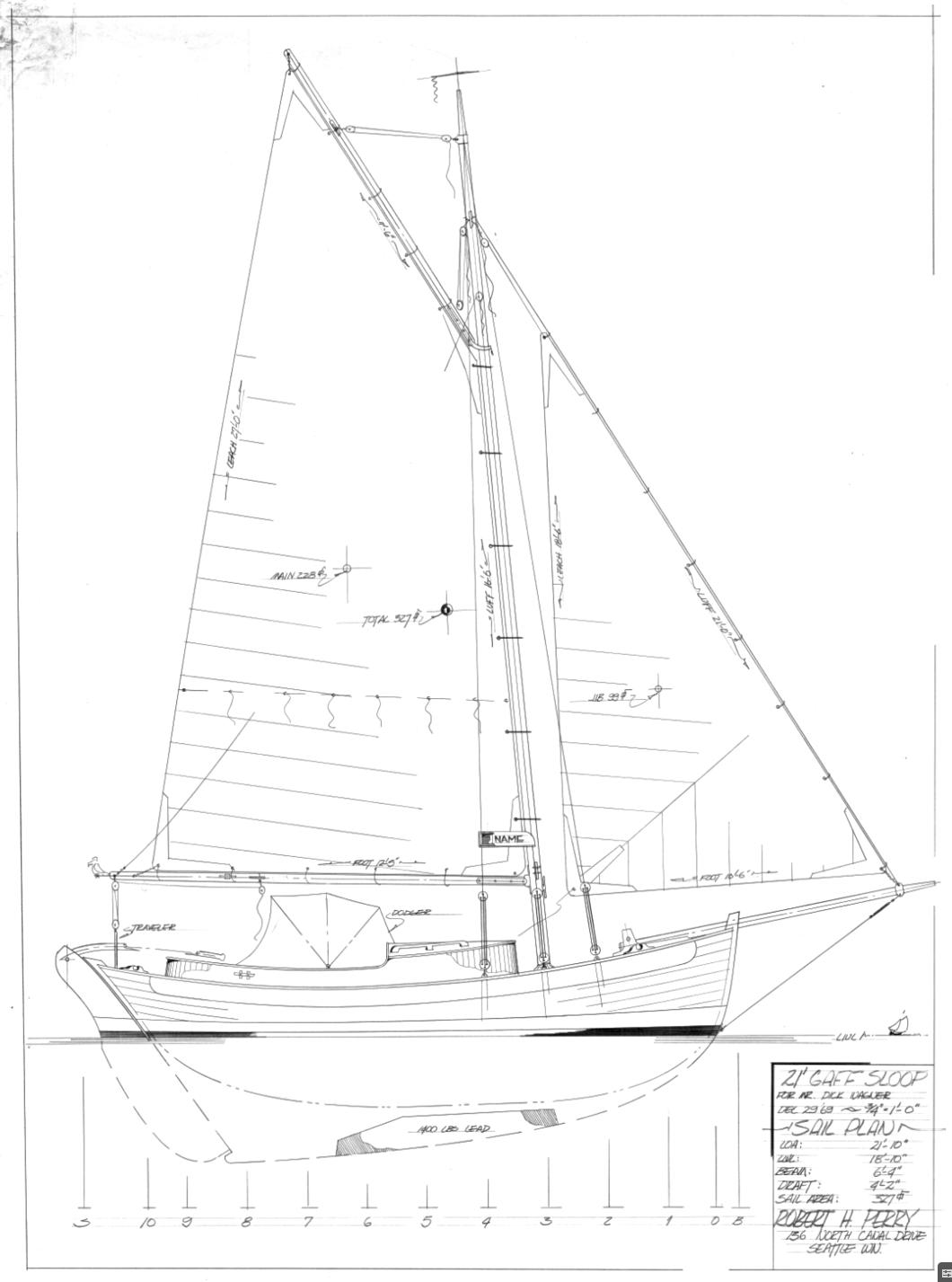 Robert H Perry Yacht Designers Inc Robert H Perry