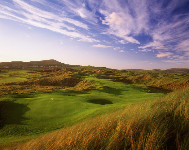 Rosapenna Golf Club - Sandy Hills, County Donegal, Ireland - Photo via Aidan Bradley - PerryGolf.com