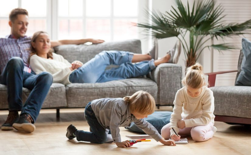 How To Hide Your Tv In Your Living Room Perry Hood Properties Inc