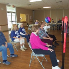 Wheelchair Volleyball Mobile Hunter Portable Shooting Chair Perry Community Senior Center