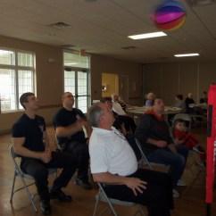 Wheelchair Volleyball Handstand Chair Perry Community Senior Center