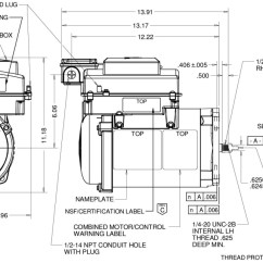 Sta Rite Pool Pump Wiring Diagram Bmw E60 Pdc Avss3 Variable Speed Motor 56y | Perry's