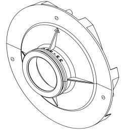 pentair challenger pump 2 3 hp diffuser 355545 [ 960 x 960 Pixel ]
