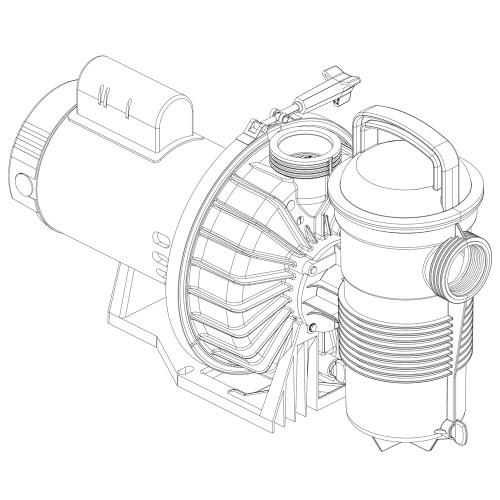 small resolution of pentair challenger pump