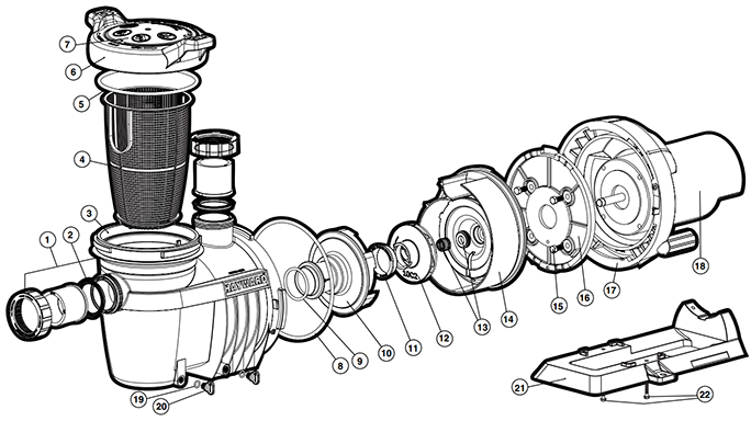 Pentair Booster Pump Wiring Diagram Polaris Booster Pump