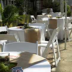 Table And Chair Rental Birmingham Al Double High Mi Wedding Event Troy