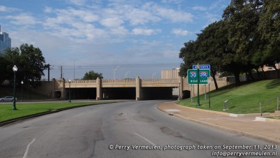 Triple Underpass on Dealey Plaza