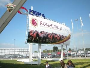 """Persano nel Cuore a """"RomaCavalli"""""""