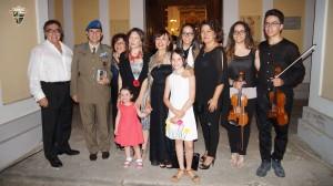 """""""Musica a Palazzo"""" a Persano: la bellezza e la suggestione"""
