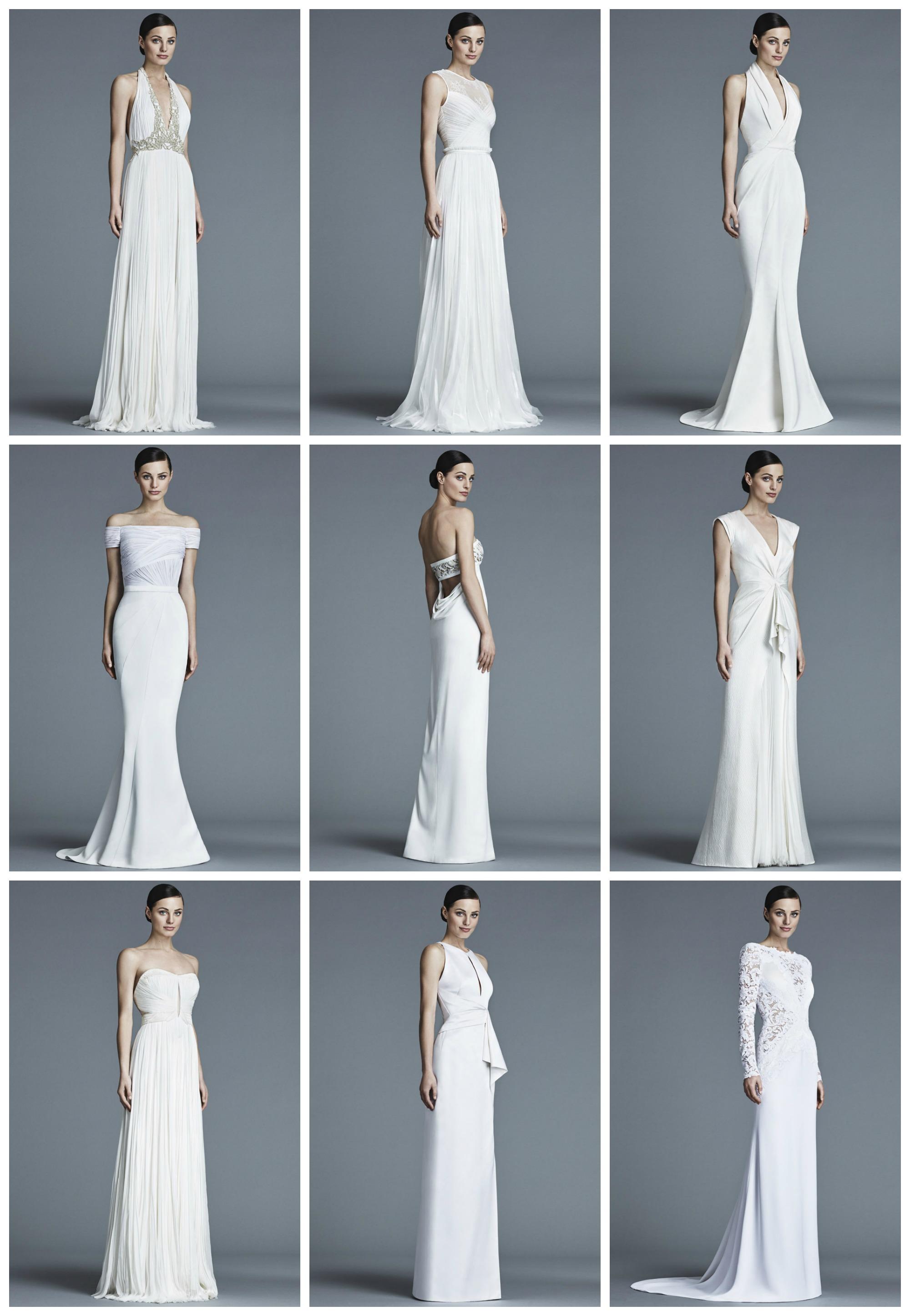 Vestidos de Novia 2016, inspiración