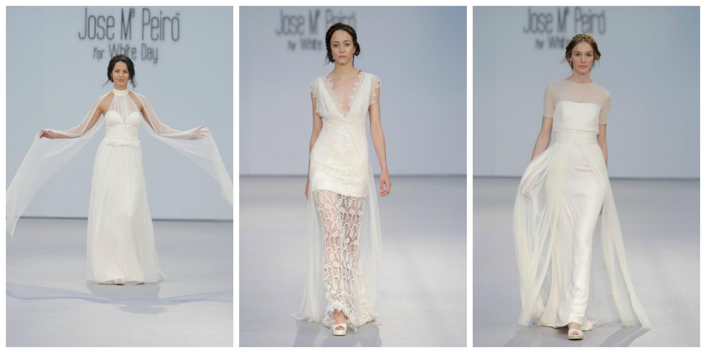 Vestidos de novia de Jose Maria Peiró