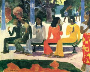Paul_Gauguin_Ta matete