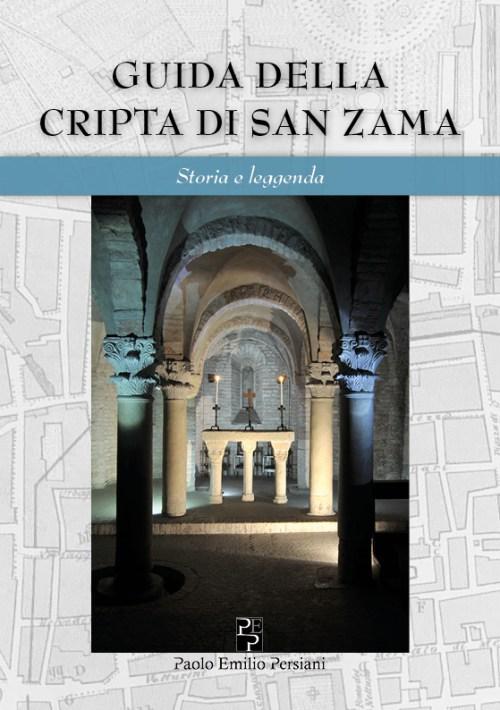 Guida della cripta di San Zama_cover