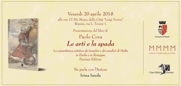 Invito Le Arti e La spada Rimini