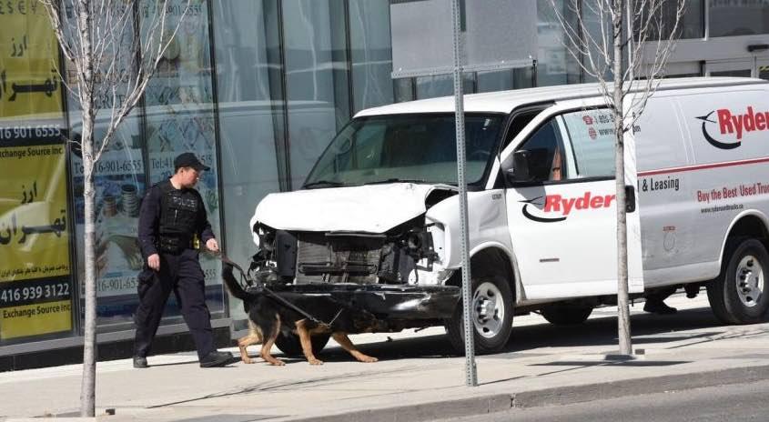 Toronto-Attack