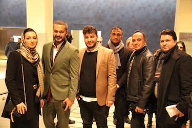 چهارمین فستیوال فیلم سینه ایران در تورنتو