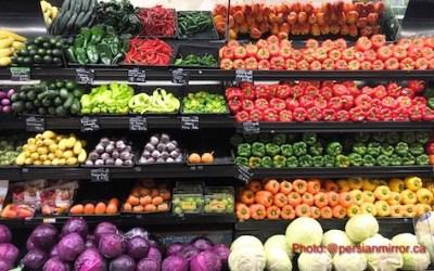 اتلاف حیرتانگیز مواد غذایی تولید شده در کانادا