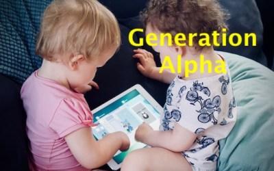 نسل آلفا چه کسانی هستند؟