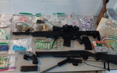 پلیس هویت چهار متهم به قاچاق مواد مخدر و اسلحه در منطقه یورک را اعلام کرد