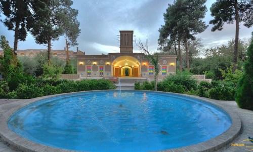 Мошир-аль-mamalek-сад-отель-Йезд-вид-1