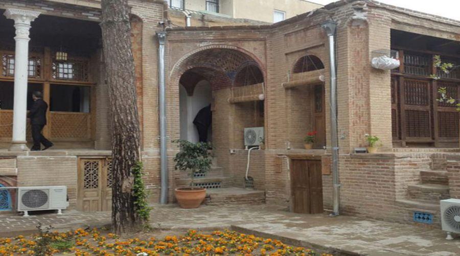 Behroozi House Qazvin (2)