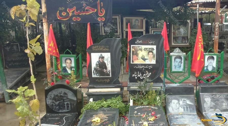 behesht-e-zahra-graveyard-5