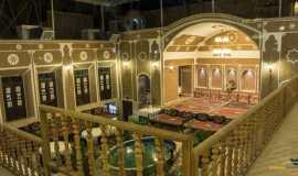 firoozeh-traditional-hotel-yazd-yard-3