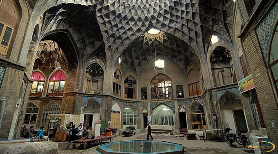 historical-bazaar-of-kashan-1