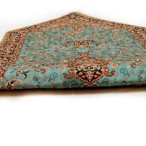 Hexagonal reception table cover