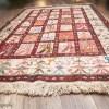 Geometric Persian carpet