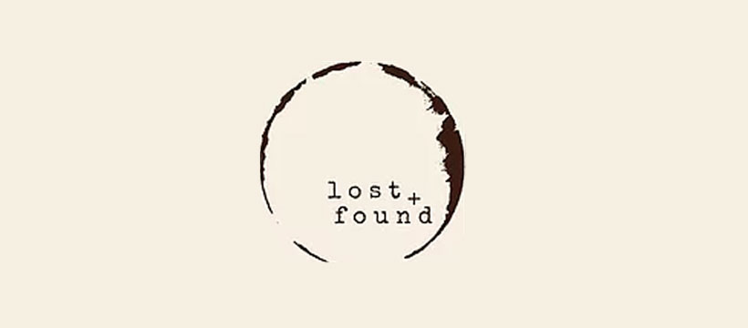 lost and found cafe logo