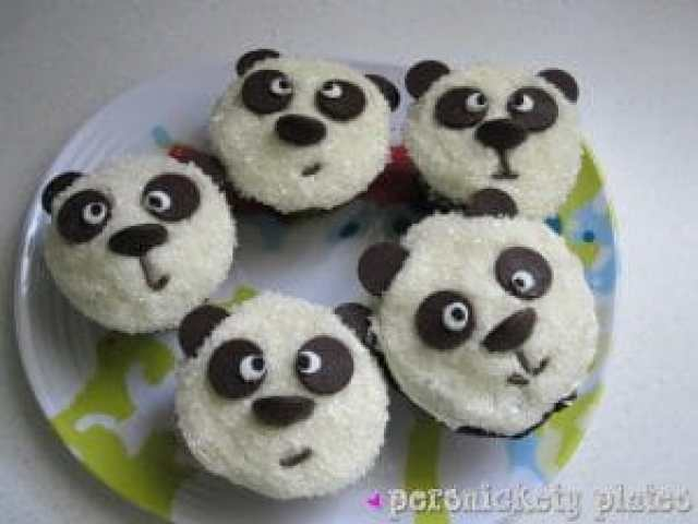 Adorable Chocolate Panda Cupcakes are perfect for a panda themed birthday party. These deliciously easy chocolate cupcakes come together in a very short amount of time and will amaze all your guests for a special treat!