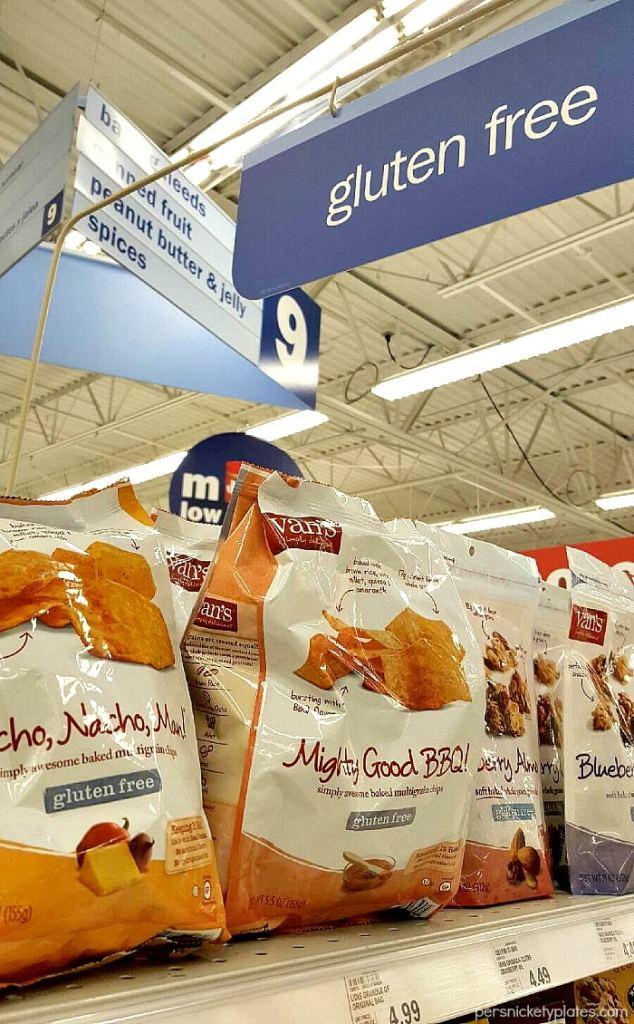 Vans® Multi-Grain BBQ Chips on the store shelves