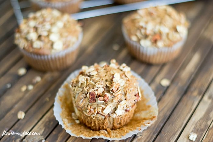 Apple-Cinnamon-Oat-olive-oil-muffin-recipe-flouronmyface