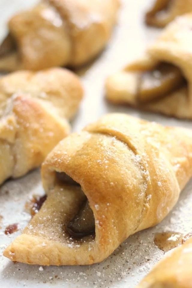 brown-sugar-cream-cheese-apple-crescents