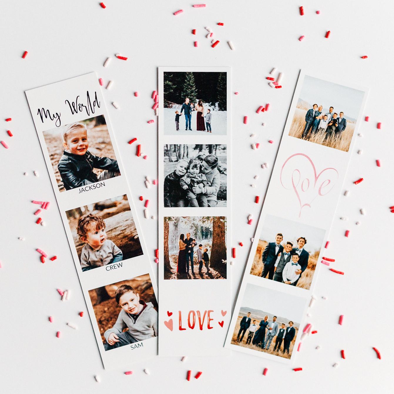 Valentine Photo Booth Prints