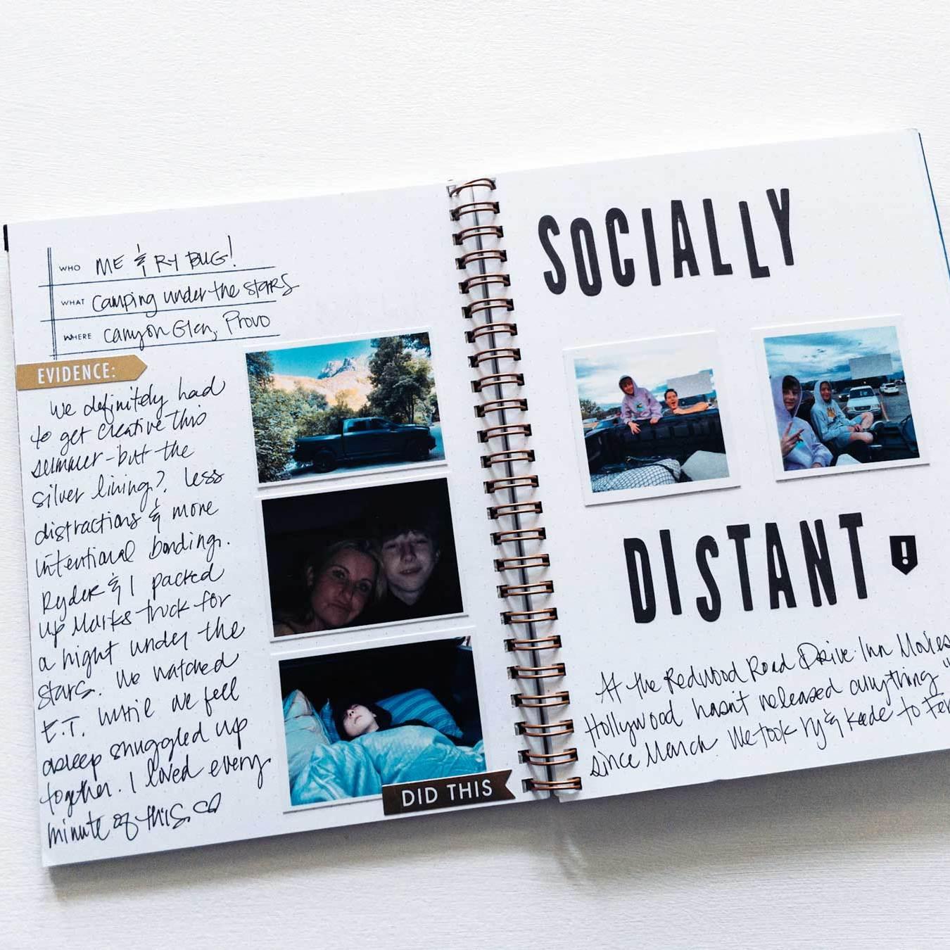 Covid Journal
