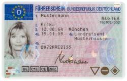 Fhrerschein  PersoFoto  Biometrische Passbilder selber
