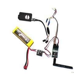 Fpv Racing Drone Wiring Diagram Shower Drain Vent Ts832 Transmitter 32