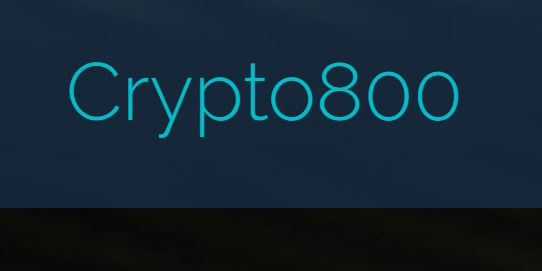 crypto 800 review