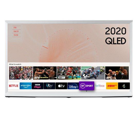 Samsung QE55LS01TAUXXU Review