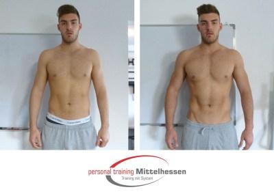 Körperfett reduzieren – Stepjan Jurisic