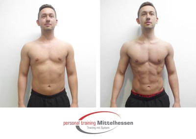 Körperfett reduzieren – Wie Magnus 10% Körperfett verloren hat