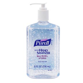 Is Hand Sanitizer Good For You? - SiOWfa12: Science in Our ...