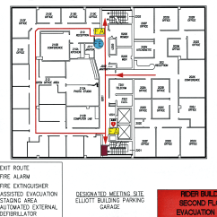Example Of Fire Exit Diagram Gooseneck Wiring Amazing Examples Trailer Evacuation Map Screaming Red Ass Sock Monkey
