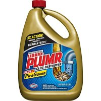 Green Gobbler DISSOLVE Liquid Hair & Grease Clog Remover ...