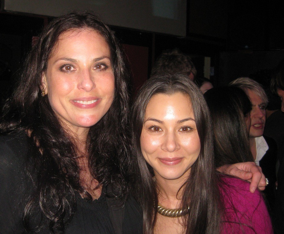 Julie Anne Rhodes & China Chow